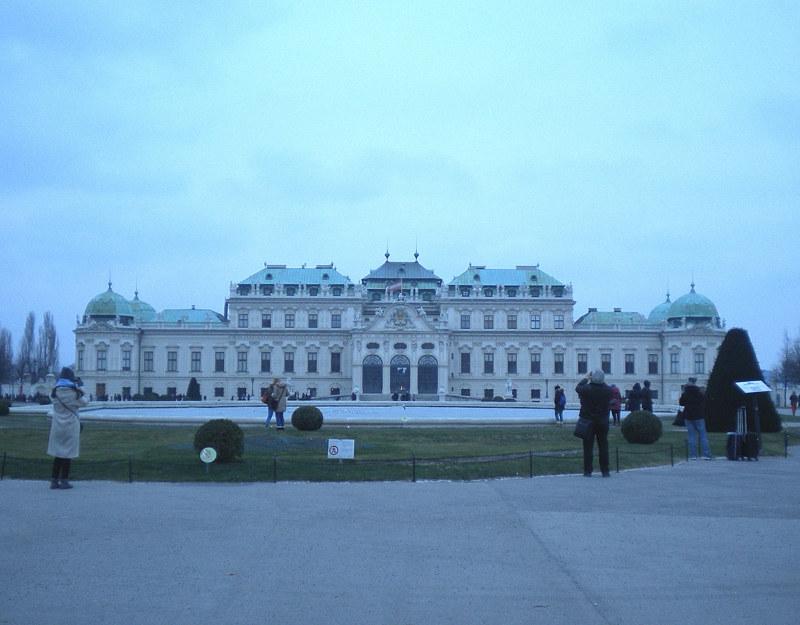 Il castello del Belvedere