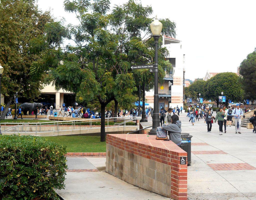 Il campus di UCLA