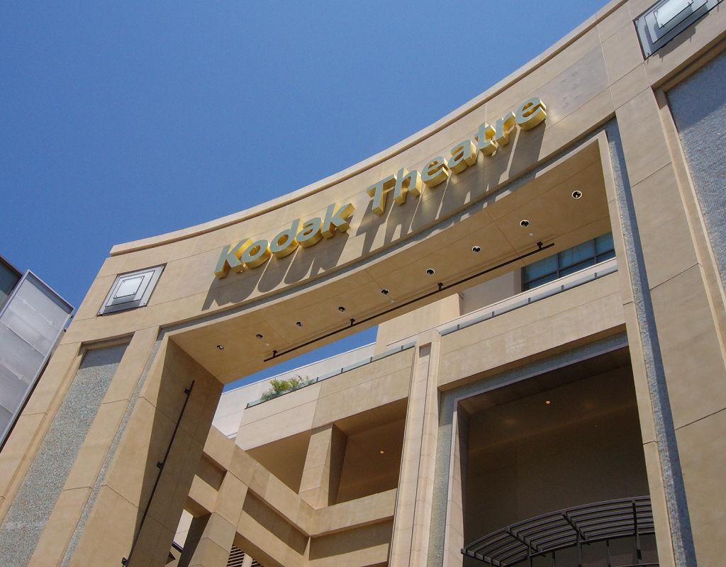 Kodak Theatre, teatro che ospita attualmente la cerimonia degli Oscar