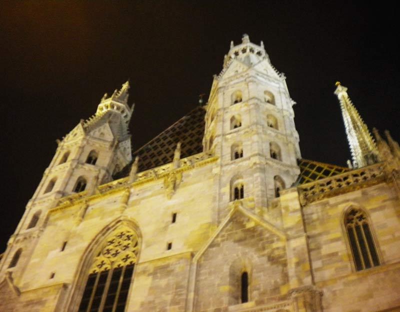 Visitare Vienna in due giorni: la Cattedrale di Santo Stefano