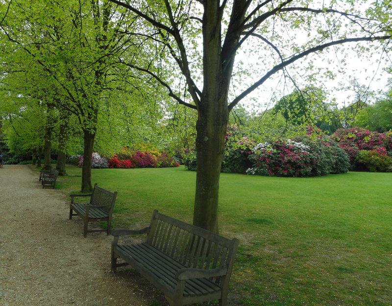 Il parco fiorito di Kenwood House