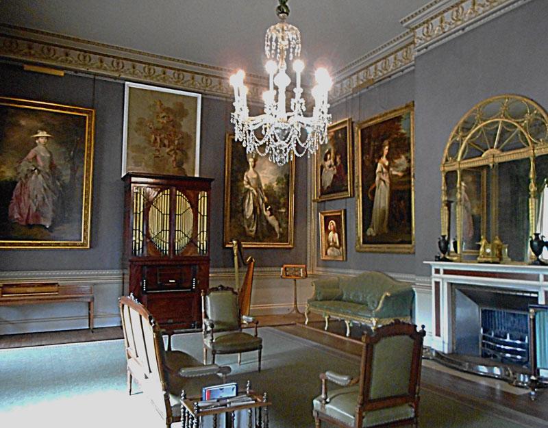 Una stanza di Kenwood House