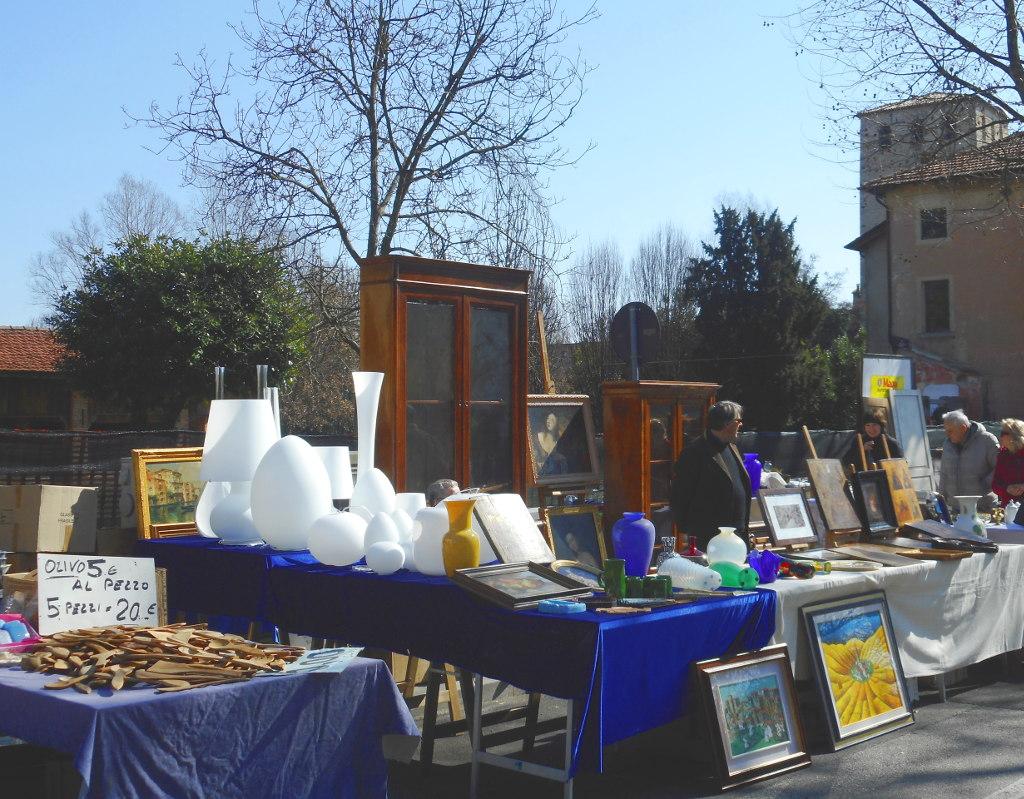 mercatino di Portobuffolè