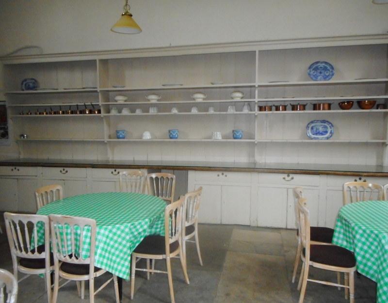 La vecchia cucina di Kenwood House