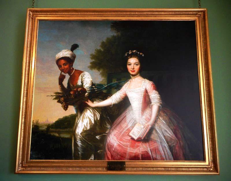 """Il quadro de """"La ragazza del dipinto"""""""