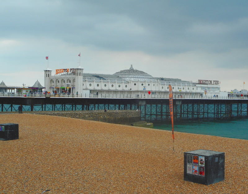 Il Brighton Pier Palace