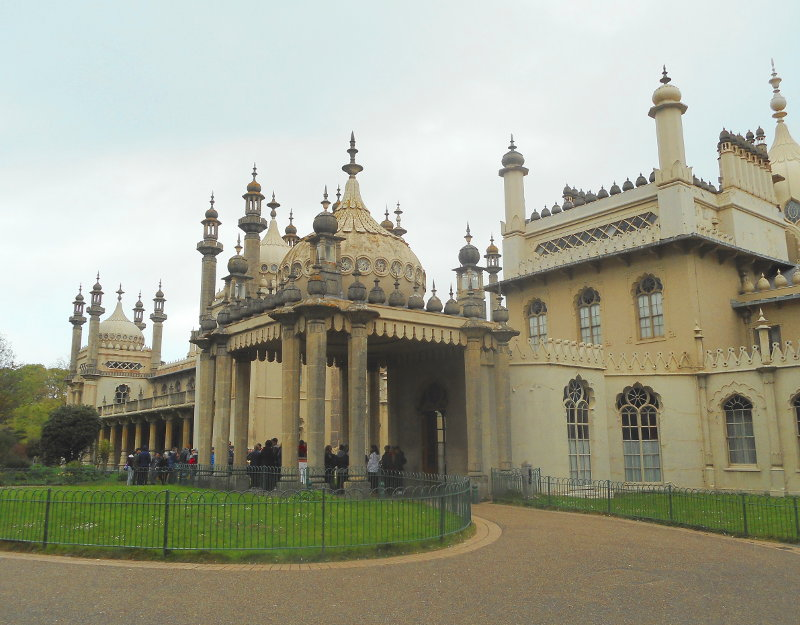 Il Royal Pavilion