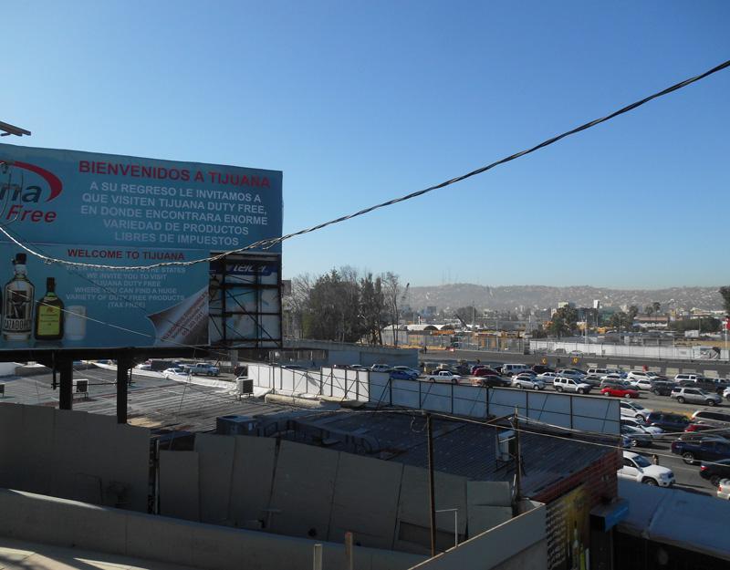 Bienvenidos a Tijuana