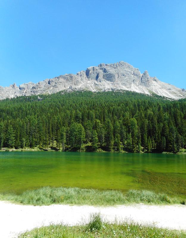 Il lago di Misurina