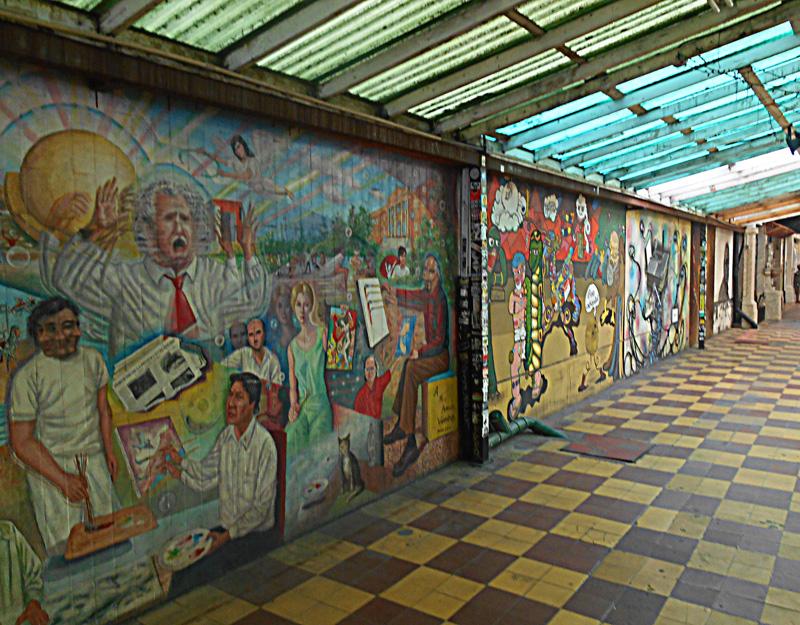 Murales a Tijuana