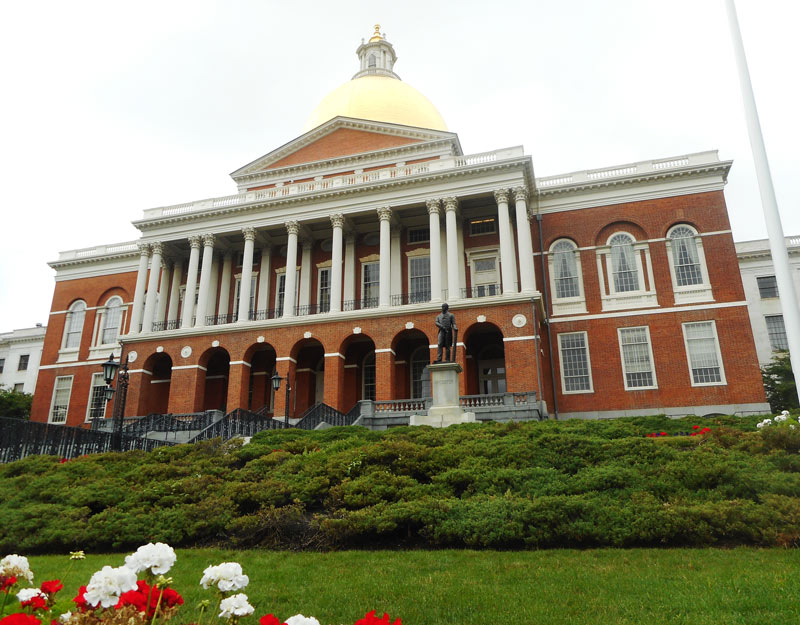State House di Boston