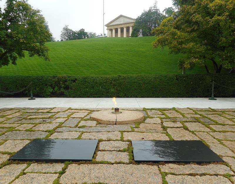 Tomba Kennedy ad Arlington