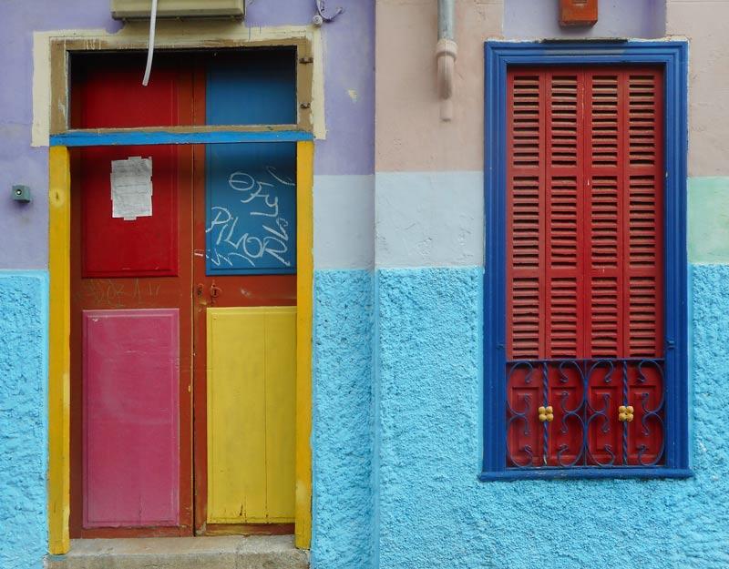 I colori di Santa Catalina