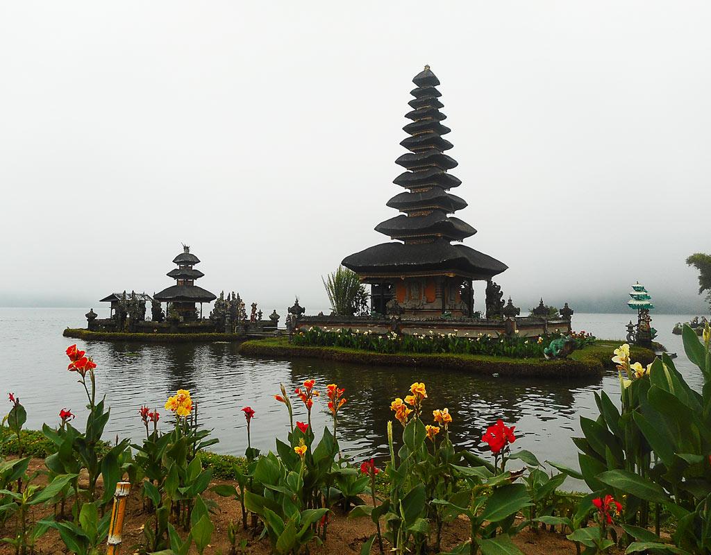 Tempio Danu Beratan a Bali