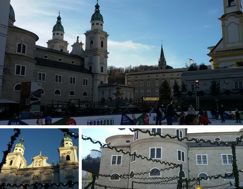 Christkindlmarkt di Salisburgo
