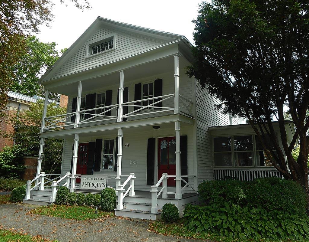 Litchfield in Connecticut