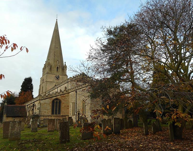 St. Mary's Church a Edwinstowe