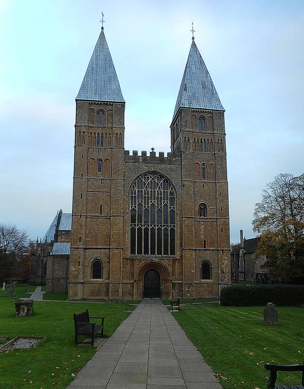 Minster a Southwell