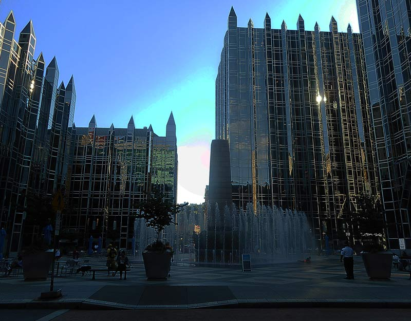 PPG Place a Pittsburgh
