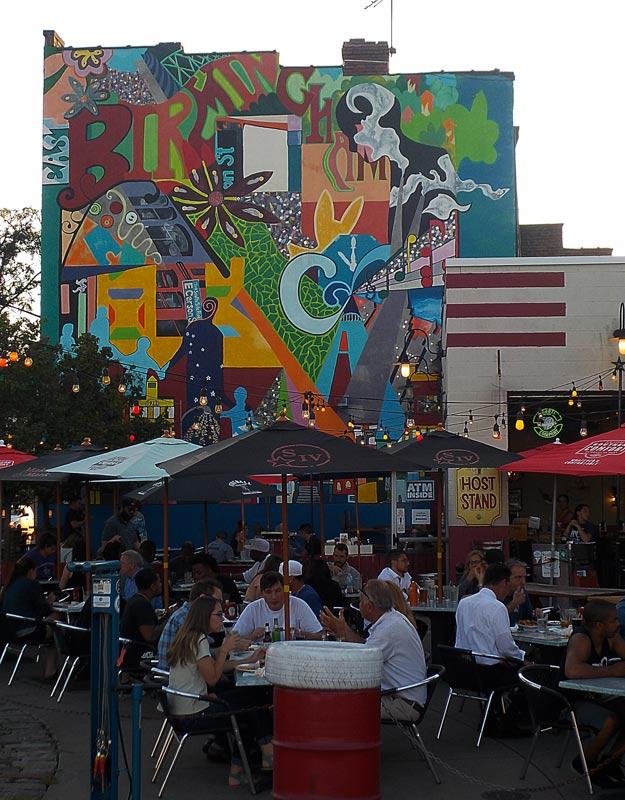 Street art a Southside Pittsburgh