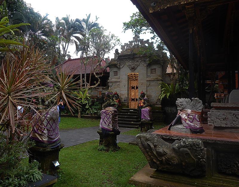 Ubud Palace a Bali