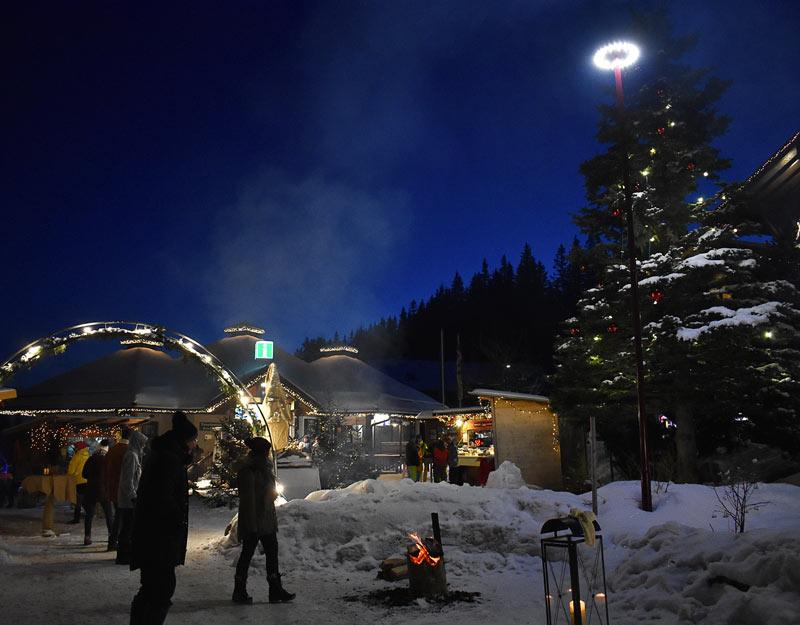 Il mercatino di Natale del Katschberg
