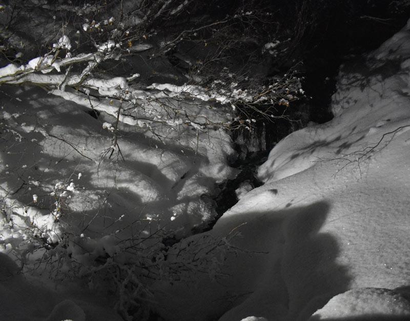 Neve sul monte Katschberg