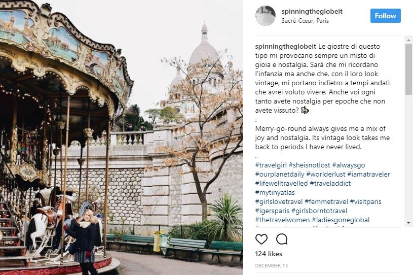 Parigi su Instagram