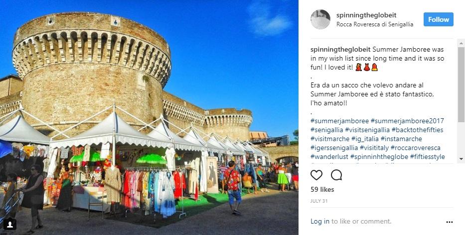 SEnigallia su Instagram