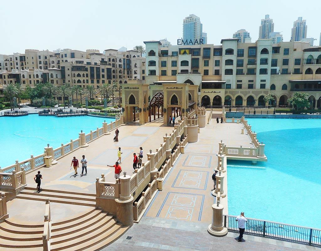 Impressioni di un giorno a Dubai da sola | Spinning The Globe