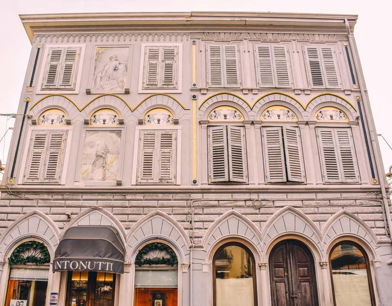 Palazzo a Cormons