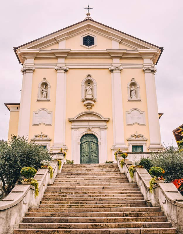 Il Duomo di Sant'Adalberto di Cormons