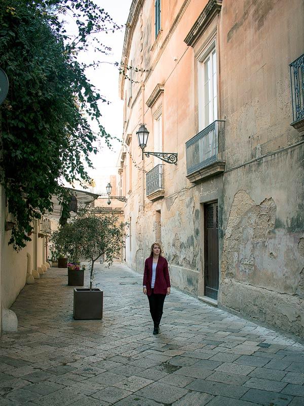 io a Lecce