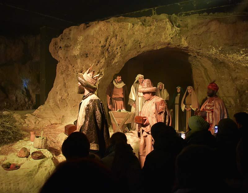L'arrivo dei Re Magi