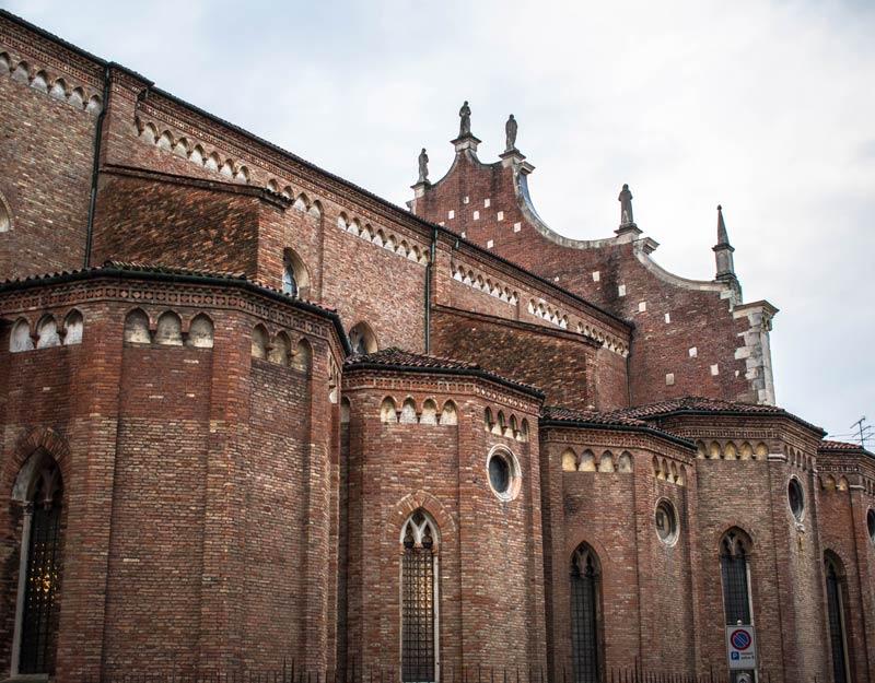 La Cattedrale di Santa Maria Annunciata a Vicenza