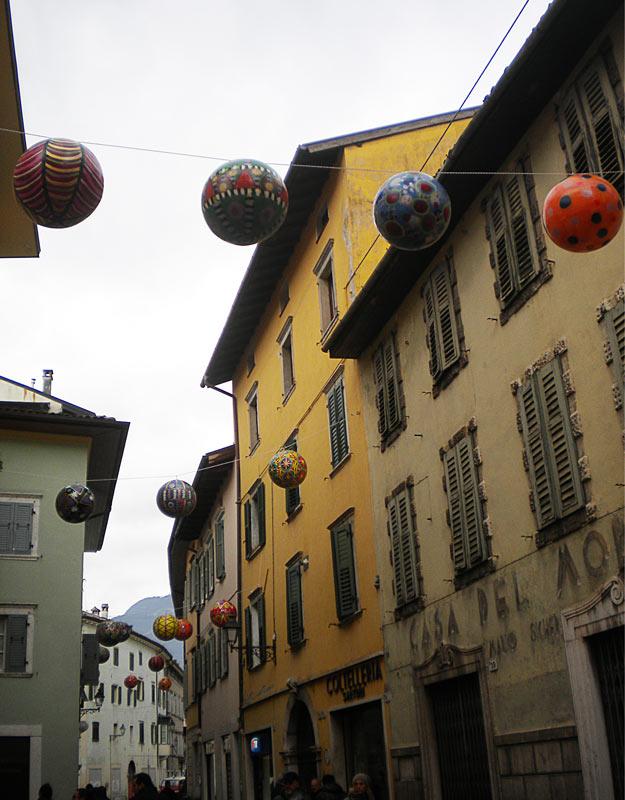 Il centro di Rovereto