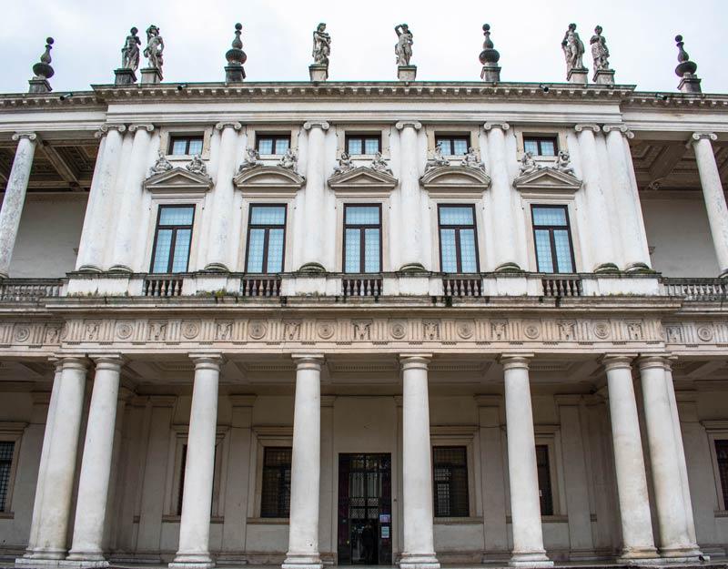 Palazzo Chiericati a Vicenza