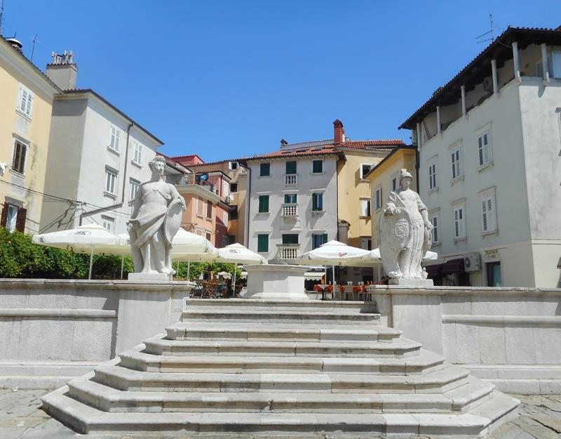 Piazzetta di Pirano