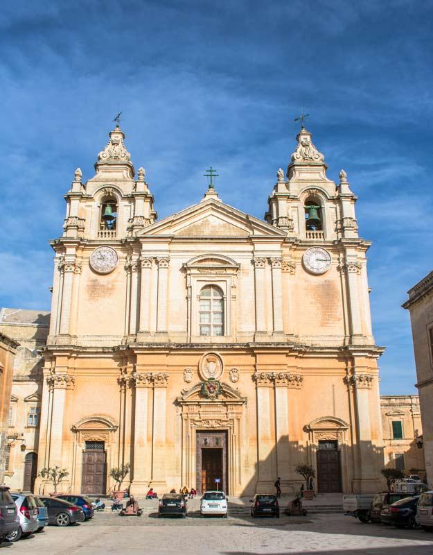 Cattedrale di San Paolo a Mdina