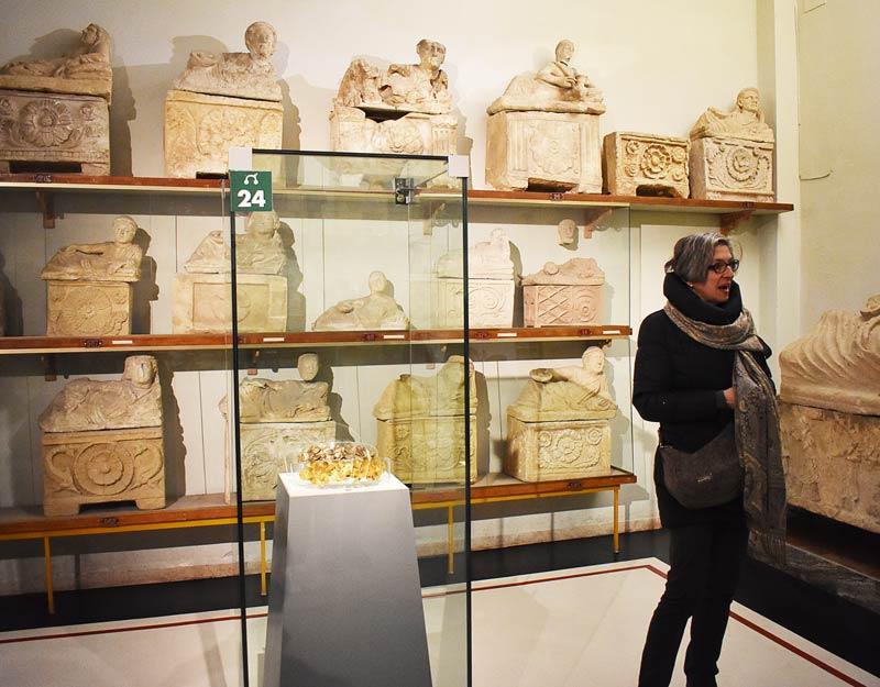 La nostra guida al Museo Etrusco Guarnacci di Volterra