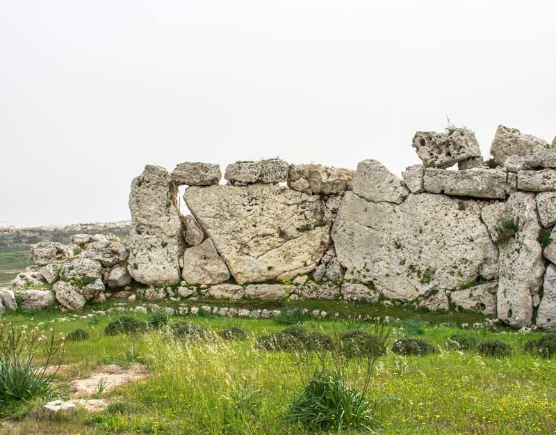 I templi di Ggantija a Gozo