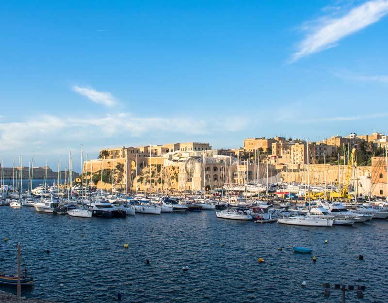 Vittoriosa a Malta