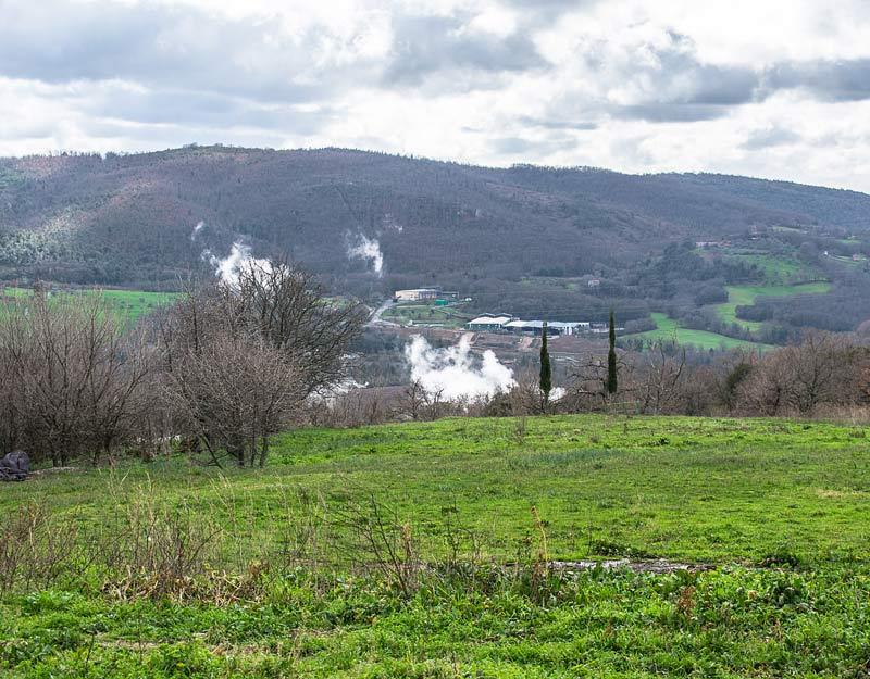 Dove provare i prodotti fatti con energia geotermica?
