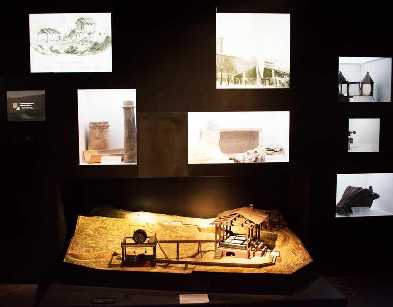 Museo della geotermia a Larderello