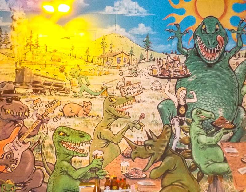 Cosa vedere in un on the road nello stato di New York: il Dinosaur BBQ di Syracuse