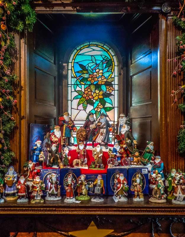 Addobbi di Natale a Elmira