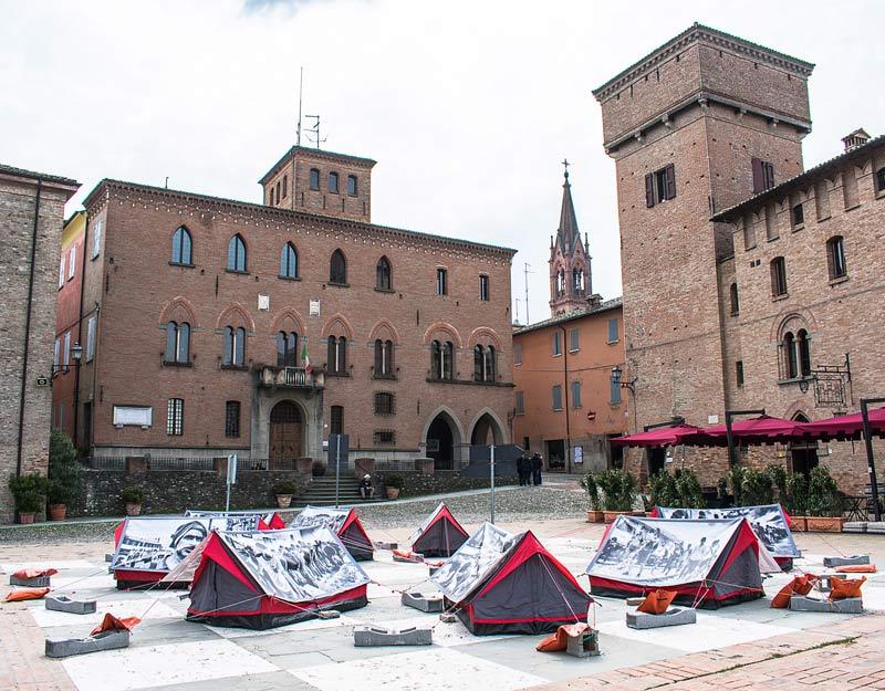 La scacchiera di Castelvetro
