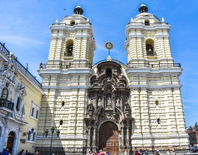 Monastero de San Francisco a Lima