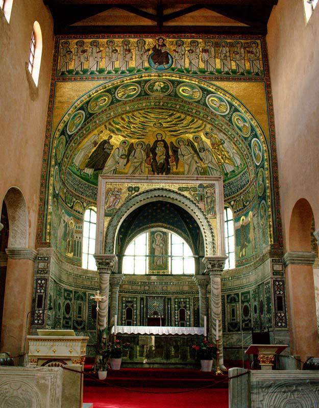 Basilica Eufrasiana a Parenzo