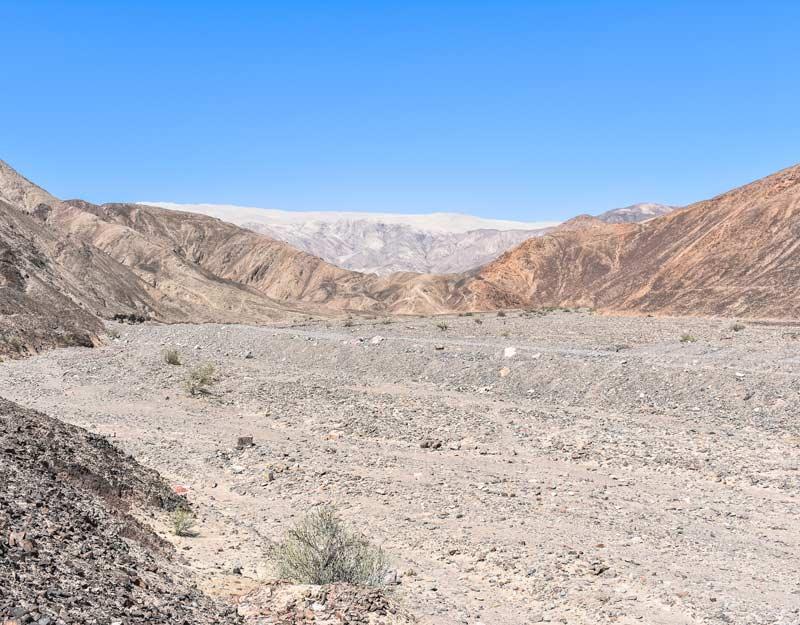 Cerro Blanco, la duna più alta del mondo